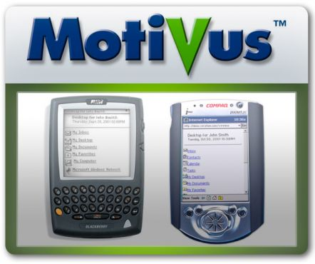 MotiVus Mobile Desktop